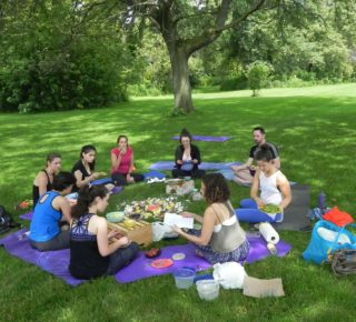 Yoga for Transitions